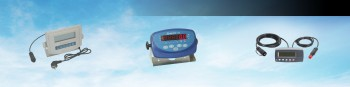 Weighing displays