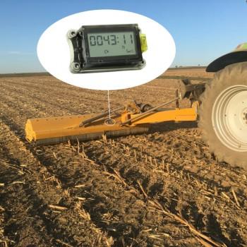 Hour meter AGRETO AgriCounter Vibration
