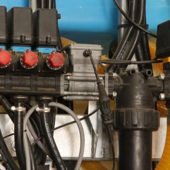 ISOBUS Ausrüstung für Pflanzenschutzmittelspritze
