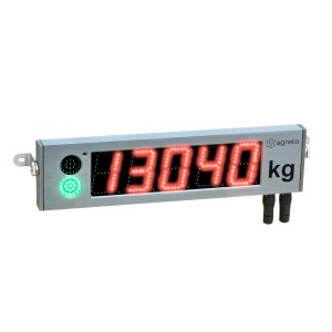 Large indicator 95 mm with traffic light