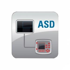 ASD- APP für Datenübergabe an Fremdrechner