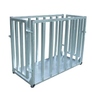 AGRETO weighing cage