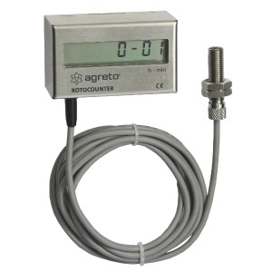 Hour meter AGRETO RotoCounter