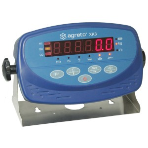 AGRETO XK3 weighing display