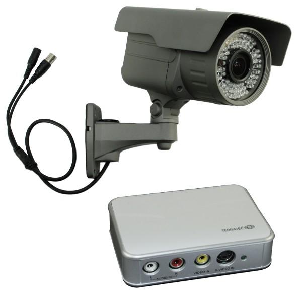 Bildverarbeitung / Videokamera für Überfahrwaagen / Achslastwaagen