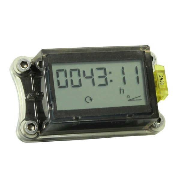 Betriebsstundenzähler AGRETO AgriCounter Vibration