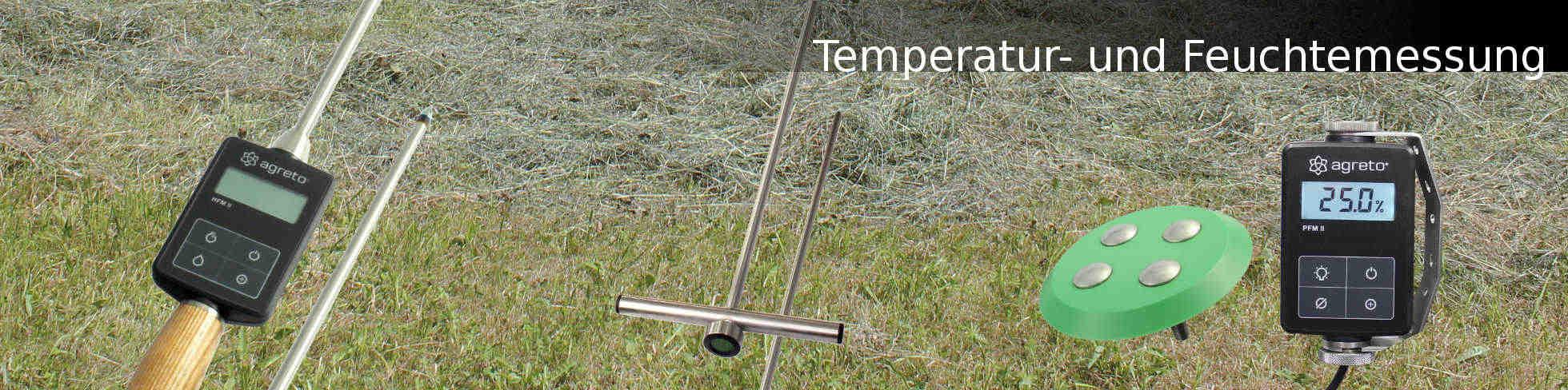 Temperatur- und Feuchtemessung