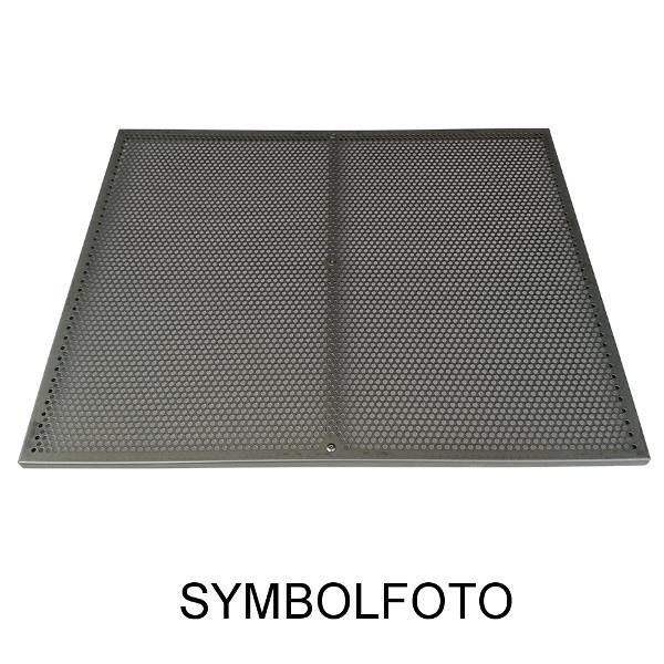Rundlochsieb 0,6 mm INOX