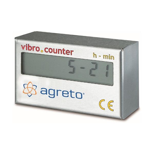 Betriebsstundenzähler AGRETO VibroCounter