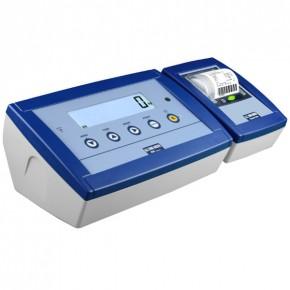 Gewichtsanzeigegerät mit Drucker